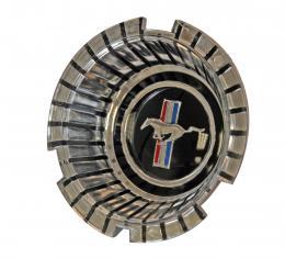 Scott Drake 1966 Hub Cap Knock Off Emblem C6ZZ-1141-E