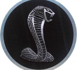 Scott Drake Official Tiffany Snake Key Fob Emblem ACC-TIFFANY-EMB