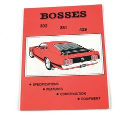 Scott Drake Bosses 302,351,429 MP-25