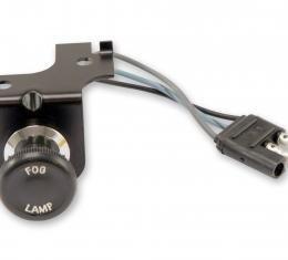 Scott Drake 1968 Fog Lamp Switch C8ZZ-15A214-A