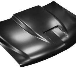 Key Parts '99-'06 Ram Air Style Hood 0856-039 INSERT