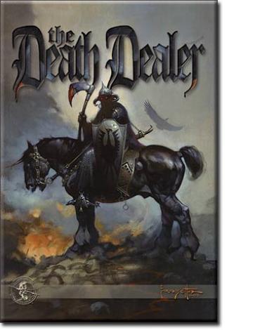 Magnet, Frazetta Death Dealer