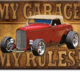 Magnet, My Garage - Rod