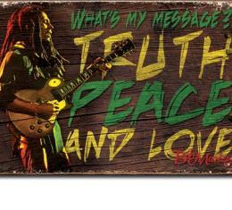 Magnet, Marley - Message