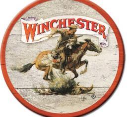 Magnet, Winchester Logo Round
