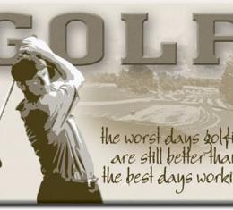 Magnet, Golf Best Days