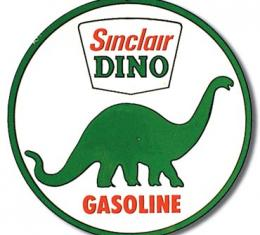 Tin Sign, Sinclair Dino Gasoline