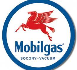 Tin Sign, Mobilgas Pegasas