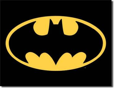 Tin Sign, Batman - Logo