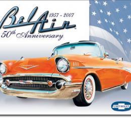 Tin Sign, Bel Air - 50th Anniversary