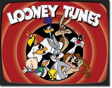 Tin Sign, Looney Tunes Family