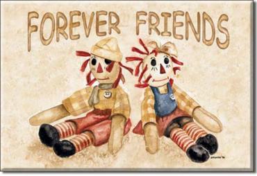 Magnet, Forever Friends