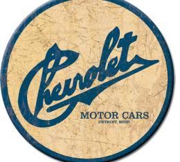 Magnet, Chevy Heritage Round