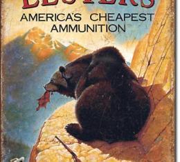 Tin Sign, Lester's Ammo