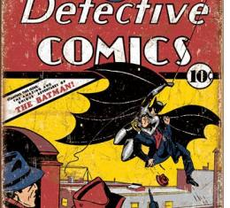 Tin Sign, Detective Comics No27