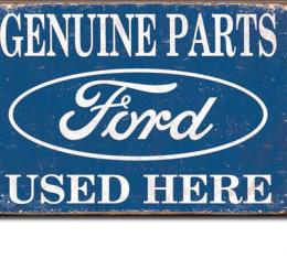Magnet, Ford Parts Used Here