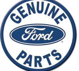 Magnet, Ford Parts Round