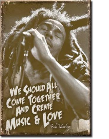 Magnet, Marley - Music & Love
