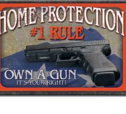 Magnet, Home Protection Rule 1