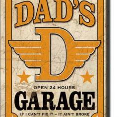 Magnet, Dad's Garage