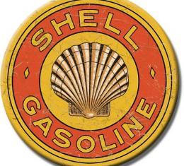 Magnet, Shell - 20's Logo