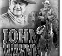 Magnet, Wayne American Legend