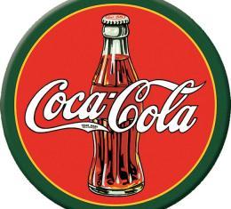 Magnet, COKE- 30's Bottle Logo
