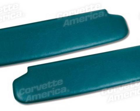 Corvette America 1959-1962 Chevrolet Corvette Sunvisors