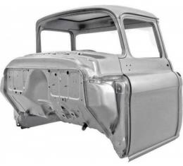Chevy Truck Cab Shell, With Doors, 1958-1959