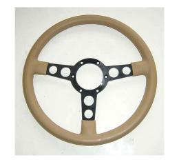 Firebird Trans Am Formula Steering Wheel, Camel, 1970-1981