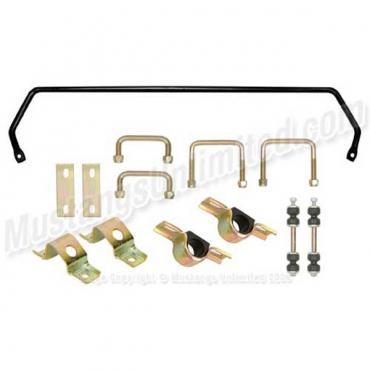 Ford Mustang Rear Stabilizer Bar Kit - 7/8 Diameter