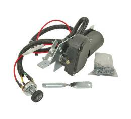 Electric Wiper Motor Conversion Kit - 6 Volt - Ford Passenger