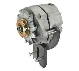 Ford Pickup Truck Alternator Conversion Kit - 6 Volt Positive Ground - With Narrow 3/8 Width Pulley