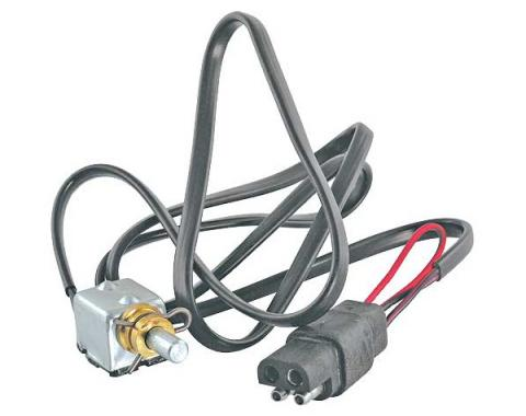 Daniel Carpenter Ford Mustang Back Up Light Switch - With 4-Speed Transmission C9ZZ-15520