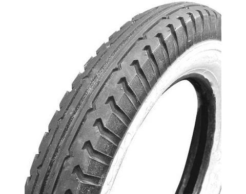 Model A Ford Tire - 4.75 X 19 - 2-5/8 Wide Whitewall - Firestone Brand
