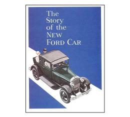 The Story Of The New Ford Car, 1928
