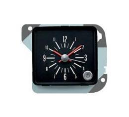 Nova Clock, In-Dash, 1969-1974