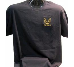 Second Generation Firebird Black T-Shirt