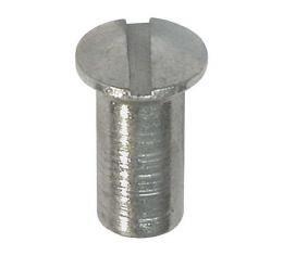 Tube Nut - 6-32 - Nickel Finish
