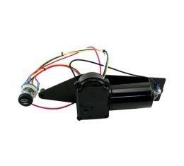 Windshield Wiper Motor Conversion Kit - Electric 2-Speed Motor - Falcon & Comet