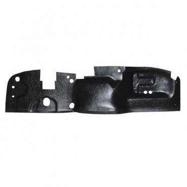 Ford Pickup Truck Firewall Cover - ABS Plastic - F100