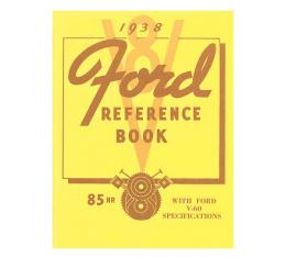 Ford Reference Book - 64 Pages - 85 HP