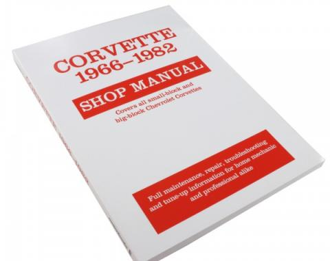 Corvette Shop Manual, 1966-1982