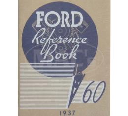 Ford Reference Book, 1937 V8 60 HP