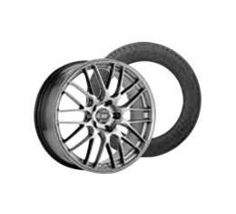 Camaro Enkie EKM3 Wheel Rim and Goodyear Eagle Ultra Grip GW-3 Tire Kit, 2010-2015