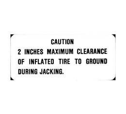 Jack Base Decal - Mercury