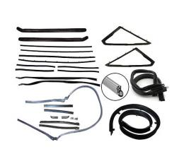 Weatherstrip Kit - Convertible