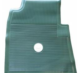 Full Size Chevy Floor Mats, Accessory, Green, 1959-1960