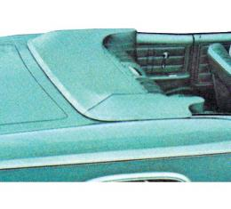 Full Size Chevy Convertible Top Boot, 65-70