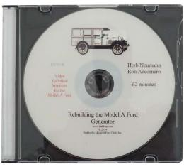 Restoration DVD, Rebuilding The Model A Generator
